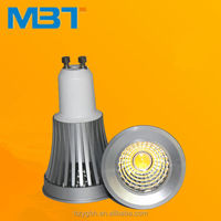 M.B.T LIGHTING made in china Hot sell led spotlight cob led spot light mr16 220v gu5.3 price