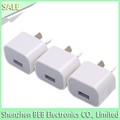 On sale 5v 1a AU single mobile travel usb wall charger,home charger