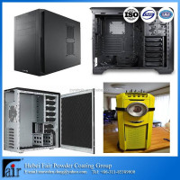 Computer Case surface treatment powder coating