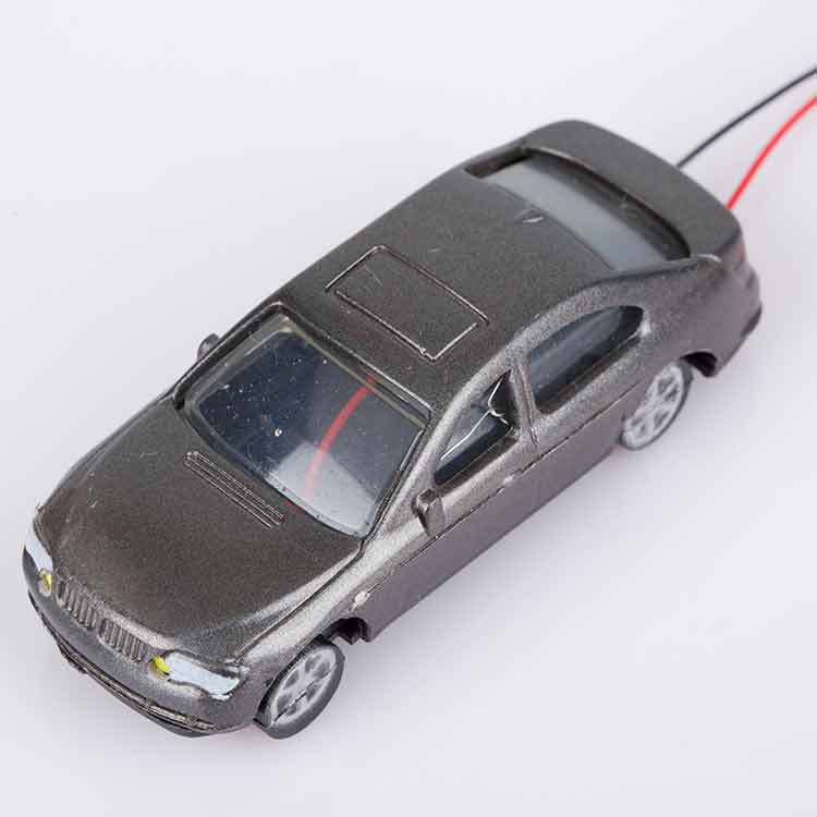 1:50~1:200 HO Scale Model Car for Model Train Layout