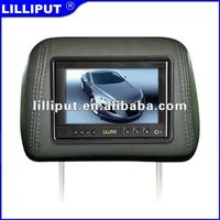 7 Inch Car Headrest Monitor Touch Screen