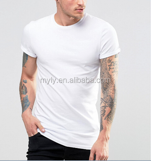 100% Cotton White Plain T Shirts For Printing - Buy T Shirt,Plain ...