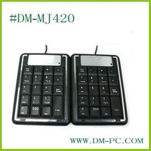USB Numeric Number Password Bank Keyboard Keypad Wholesale Discount