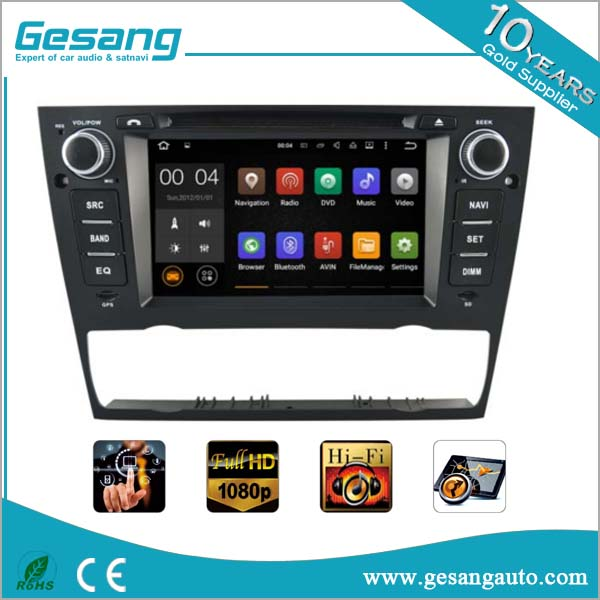 car multimedia system 2 din car radio Android 5.1 car dvd player for BMW 3 series Auto Air E92 2005-2012