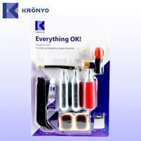 KRONYO cycle inner tubes automotive tire repair puncture sealant