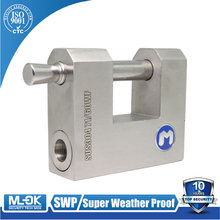 MOK lock W71/60WFW Stainless Steel Padlock With Padlock Heart in <strong>Hardware</strong>