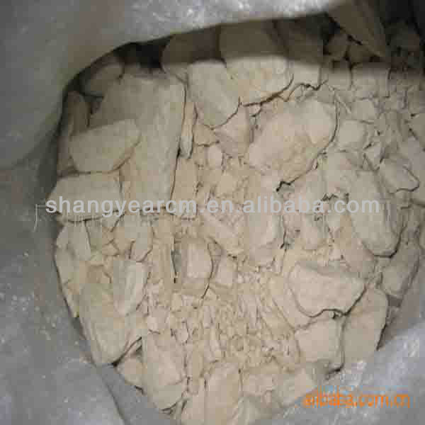 Refractory Used China Washed Kaolin Clay / Kaolin