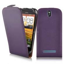 PU Leather Flip Smart Magnetic Phone Case Cover For Htc One Sv