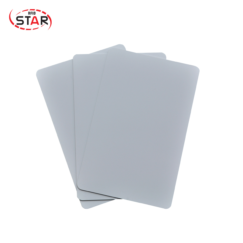 Fully Printed pvc Proximity Chip 125 Khz Tk4100/ Hitag Plastic Rfid Card for access control