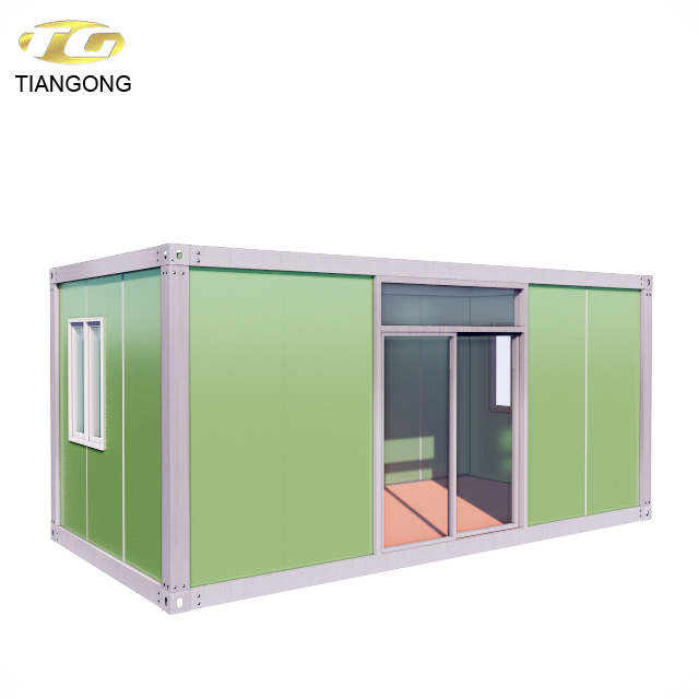 Factory direct supply movable Prefabricated Expandable foldable container houses for office,Shop,accomodation