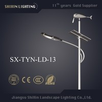 150w 180w 200w solar and wind power led street lights