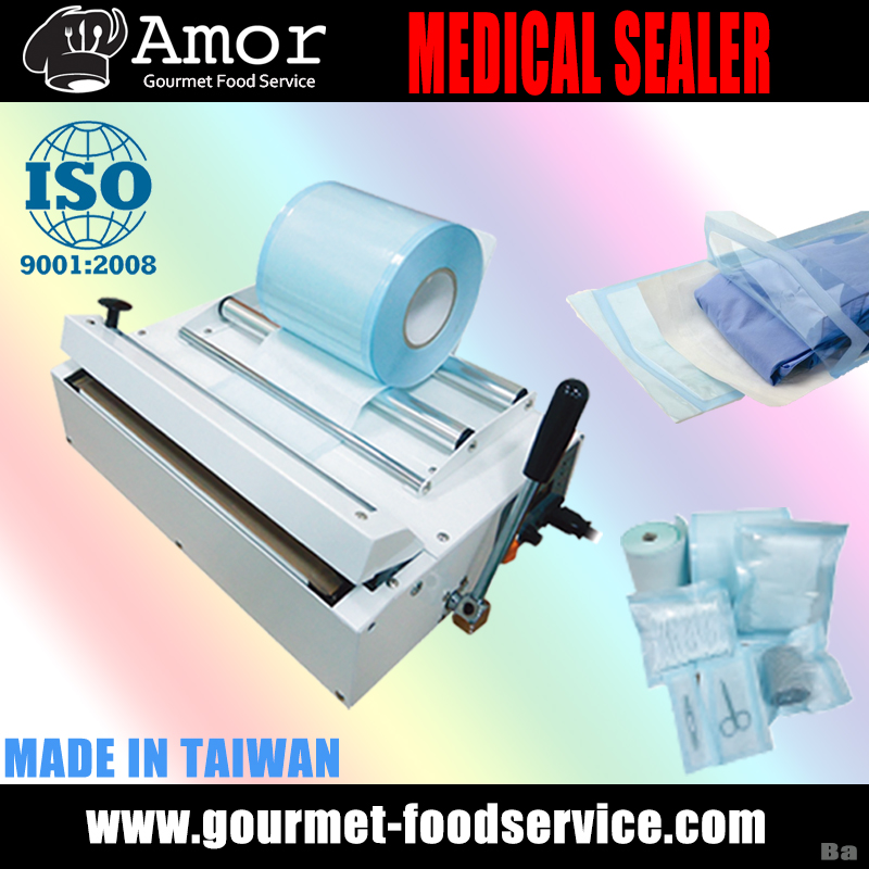 Reasonable Price Medical Impulse Cutting Pouch Sealer