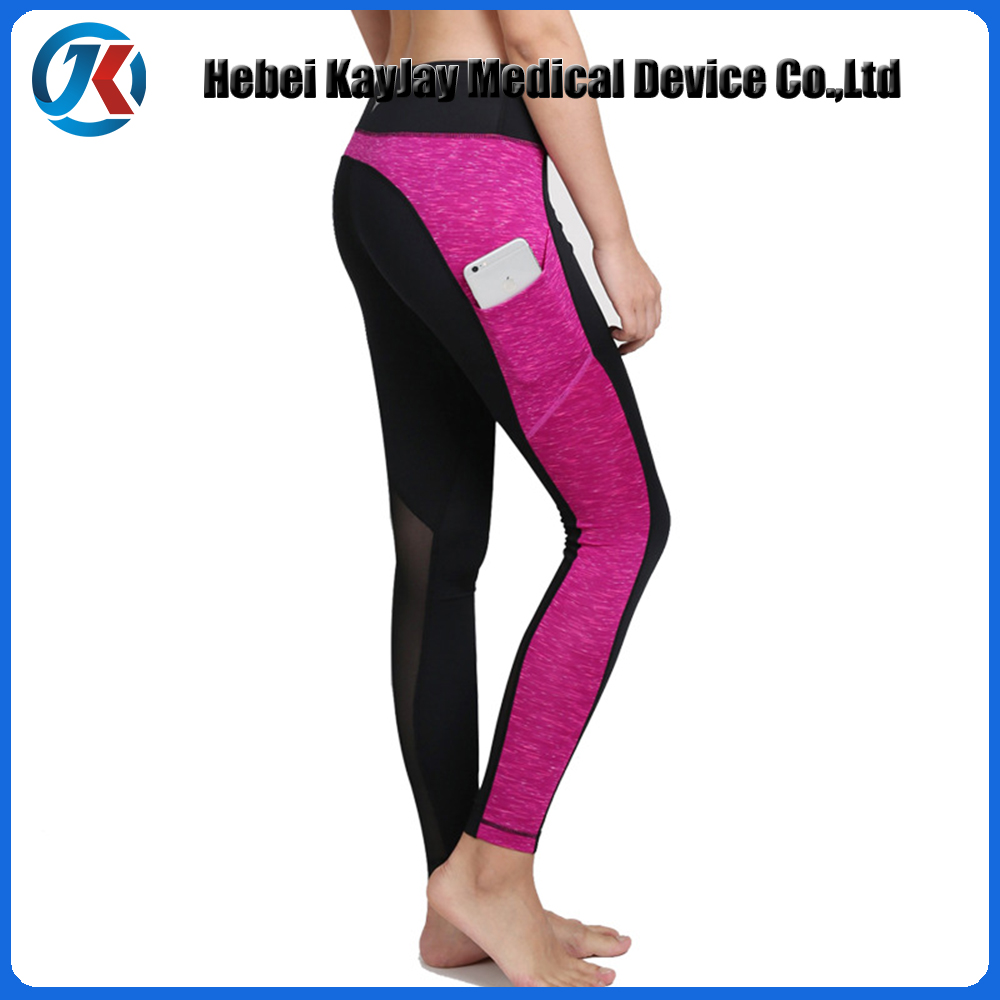 Wholesale Soft Stretched Printed Yoga Seamless Tights for <strong>Women</strong>