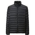 Custom european new style men goose down jacket for winter