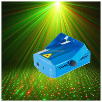 Adjustment LED Projector R&G DJ Disco Stage Xmas Party Laser Light