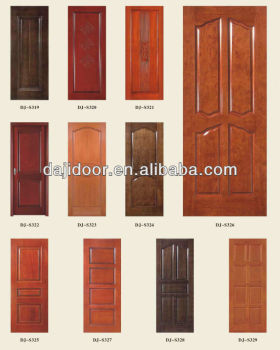 Solid wood different types of doors design dj s326 buy for Types of wood doors are made of