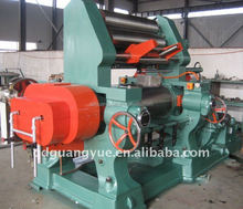 XK450 Two Roll Open Type Rubber Open Mill twin Roll Mill