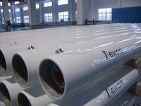 High durable frp membrane housings/ro membrane for water treatment / 4 ro membrane housing