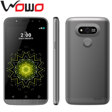 China Shenzhen cheap Dual Sim Android Smartphone Mobile 3G Unlocked phone Grey
