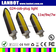 COB LED G23 G24 E26 E27 Pl Light/LED Plug Light/Plug Light