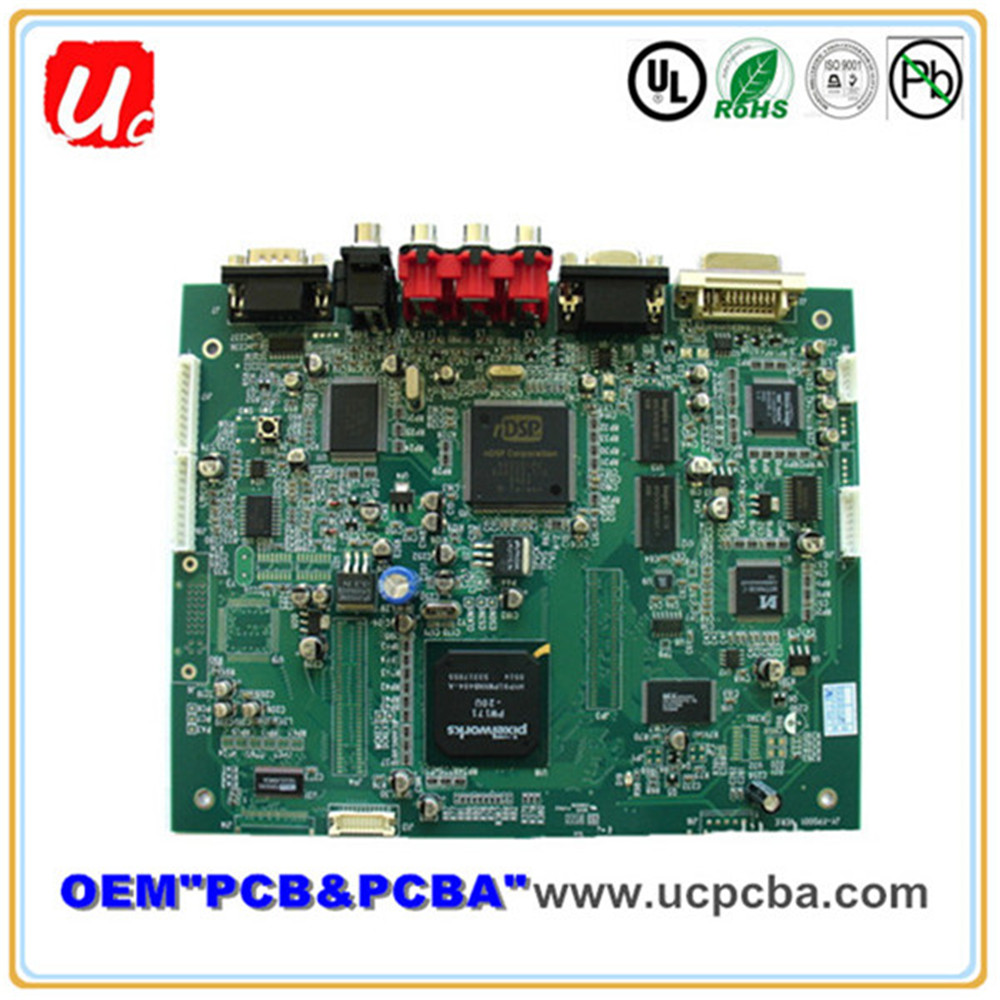 Most Professional AAA Quality Multilayer 94V0 BGA PCBA Manufacturer From China
