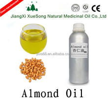Cold pressed apricot kernel oil for senior paint material oil with factory price