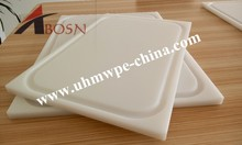 Flat HDPE Plastic Sheets Cutting Board Manufacturer
