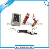 2G Bulk USB 2.0 Flash Drive within leather house