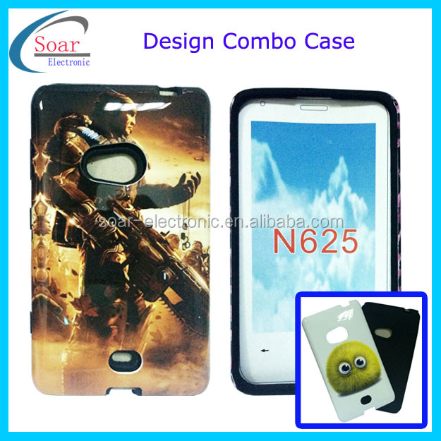 Edge of Tomorrow movie image design protector cover for lumia 625