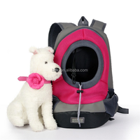 High Quality Pet Dog Carrier Backpack Bag Portable Travel Bag Pet Dog Front Bag