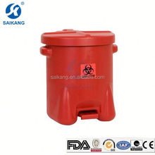 China Supplier Beautiful Waterproof Plastic Box For Sharps