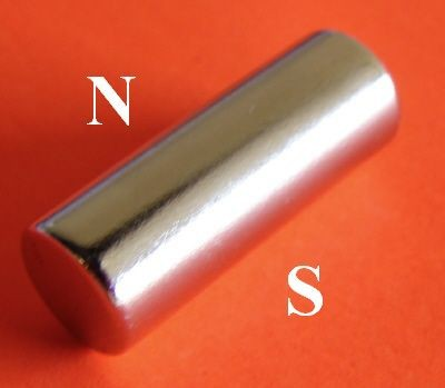 Compare Strong magnetic D25x50 N38SH Neodymium magnetic bar