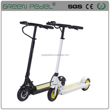 "250W folding balancing 8"" aluminium alloy electric scooters two wheels with hoverboard 24V"