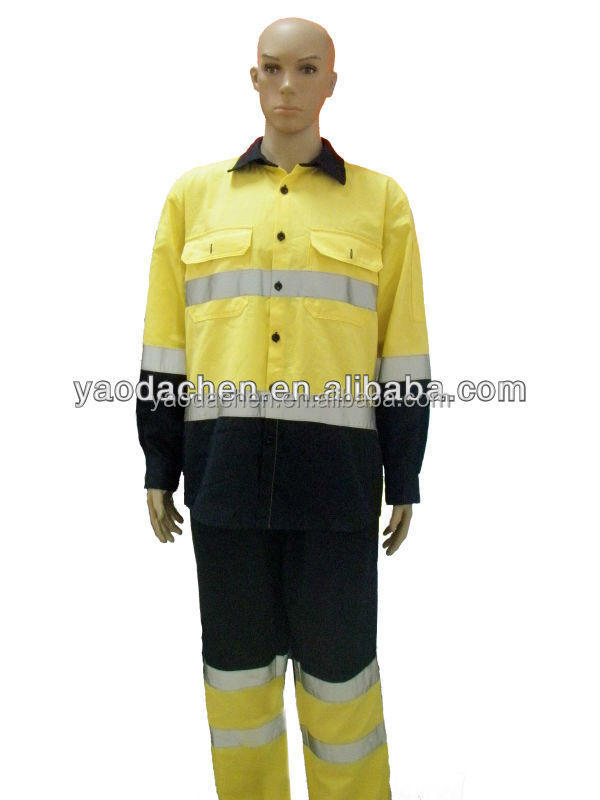 2014 high visibility mining safety wear