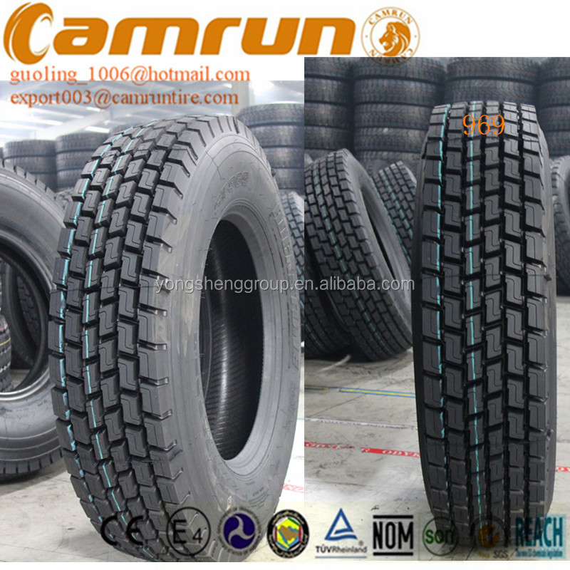 best brand with low price heavy truck tires 315/80R22.5 CR969 headway horizon 3A