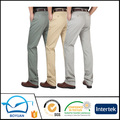 98% cotton 2% spandex twill fabric for making pants
