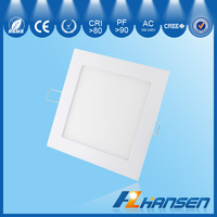 2016 panel light decoration LED auto car 18W 2835 SMD White Canbus LED