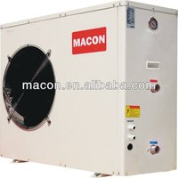 air to water green mini portable air cooler heat pump