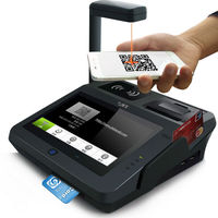 Jepower POS Terminal Android POS Machine with Printer/RFID Reader/NFC/3G/WiFi/Bluetooth/Fingerprint, CE FCC RoHS EMV Approved
