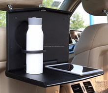 Wholesale plastic car folding back seat tray table