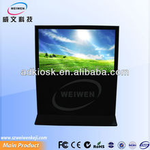 High quality led wifi karaoke machine standing kiosk