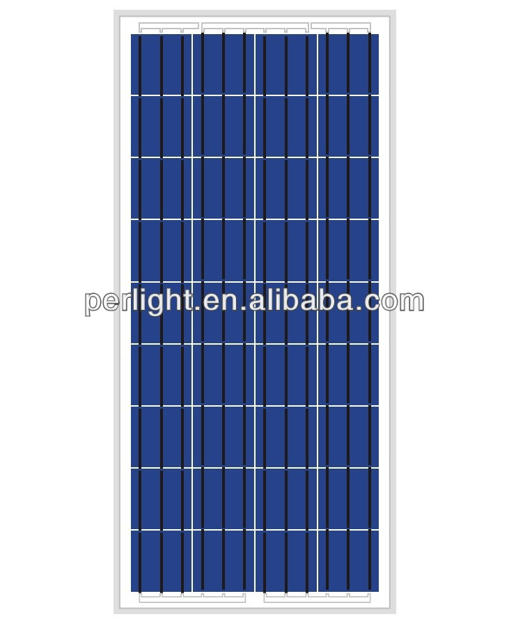 Flexible Polycrystalline Solar Panel 140W
