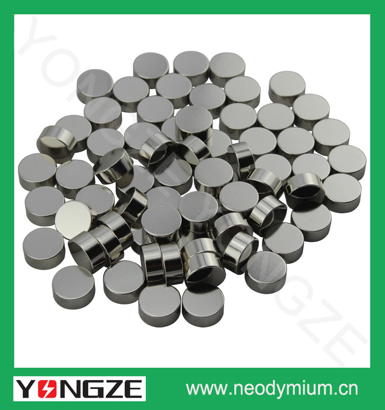 Neodymium magnetic disc