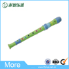 hot selling 10 holes natural wood color flute toys woodwind instruments
