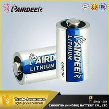 Factory directly Li / MnO2 polymer lithium ion battery 3v