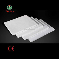 1800C refractory ceramic fiber board for furnace chamber