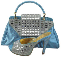 italian shoes and bag set/ladies shoes and matching bags