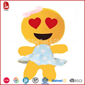 Emoticon plush emoji pillow cushion face doll for graduation gifts 2015 new designed China customize