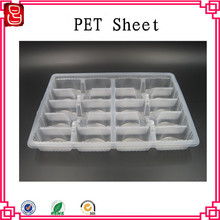 New promotion pet 1.5mm plastic sheet