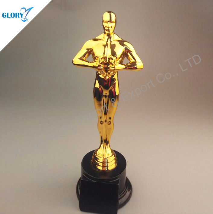 new resin oscar trophy